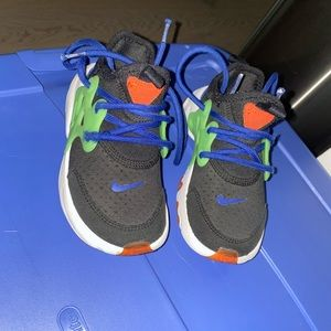 Toddler boy Nike presto